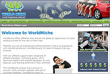 worldniche affiliate program
